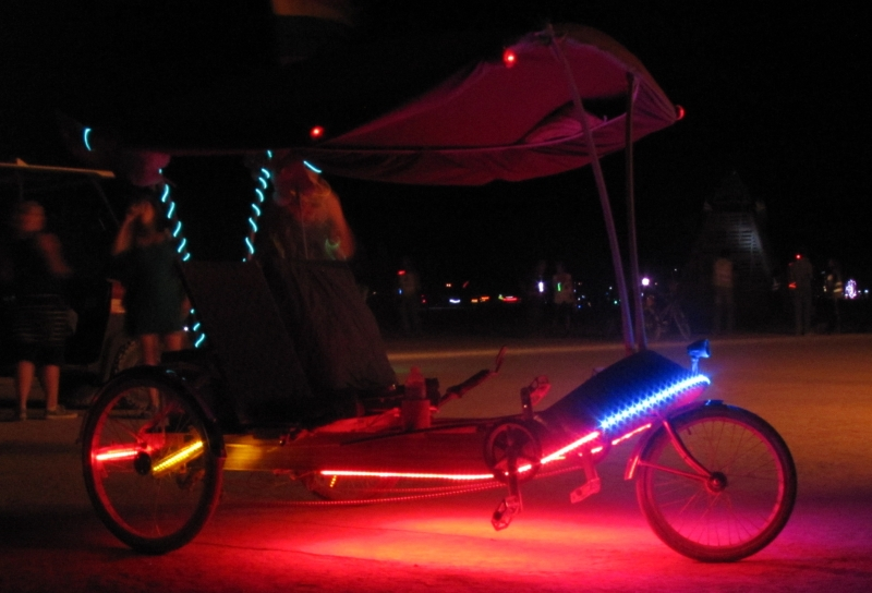 DateTrike Lights