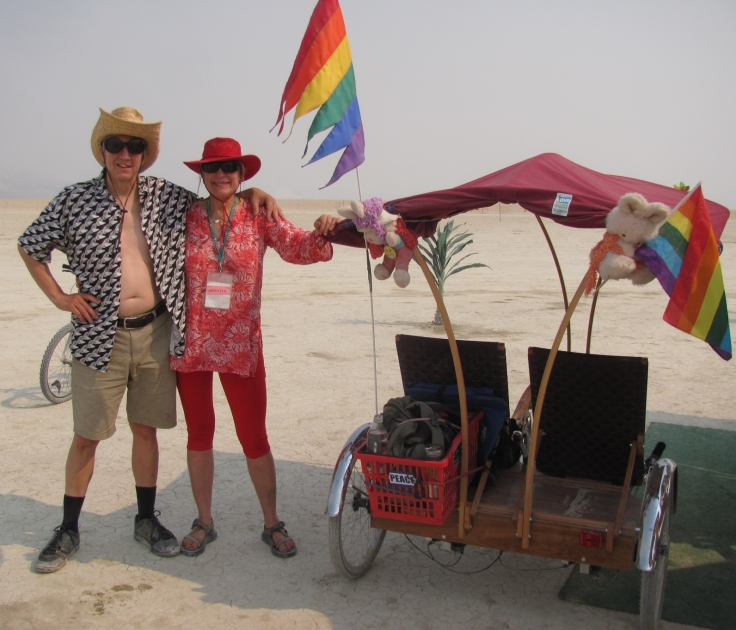 Date on the Playa